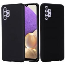 Samsung A32 hátlapvédő, fekete