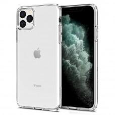 Iphone 11 Pro Max ütésálló, átlátszó szilikon tok