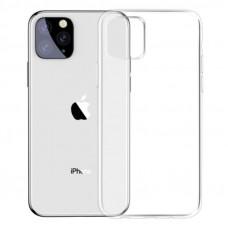 Iphone 11 Pro ütésálló, átlátszó szilikon tok
