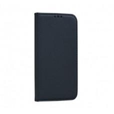 Samsung A71 (2020) oldalra nyíló mágneses könyvtok, szilikon belsővel, fekete