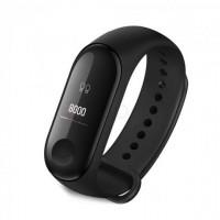 Xiaomi Mi Band 3 Fitnesz karkötő - Fekete