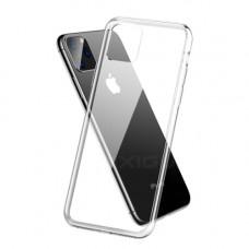 Iphone 12 ütésálló, átlátszó szilikon tok