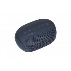 LG XBOOM Go PL2 hordozható vízálló Bluetooth hangszóró, fekete